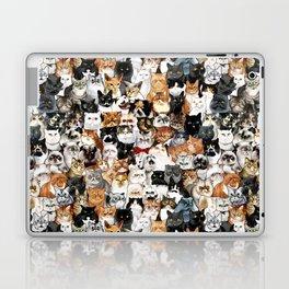 Catmina Project Laptop & iPad Skin