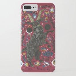 Black Phillip iPhone Case