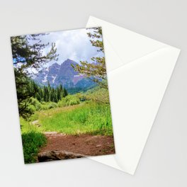 Colorado Mountains Stationery Cards