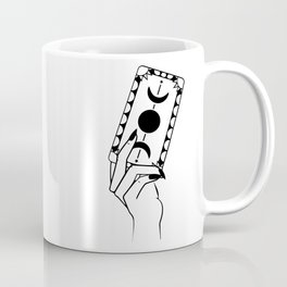 Tarot Hand Coffee Mug