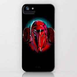 Sovereign Protectors iPhone Case