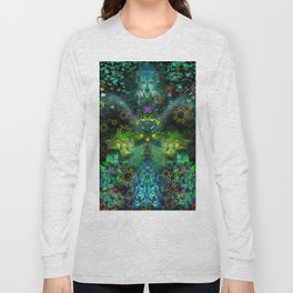 Rain Light Tears (totem, visionary, psychedelic) Long Sleeve T-shirt