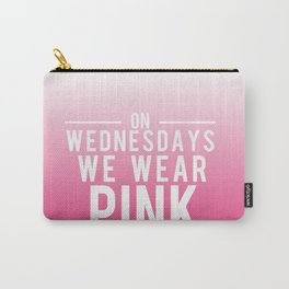 Wednesdays Carry-All Pouch