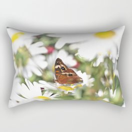 Buckeye#1 Rectangular Pillow