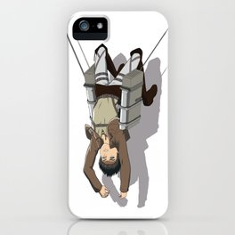 Attack on Titan -Shingeki no Kyojin iPhone Case