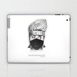 Hatake Kakashi - of the sharingan Laptop & iPad Skin