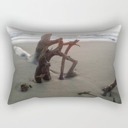 Drift Wood #2 Rectangular Pillow