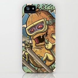 HotDoggers! iPhone Case