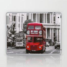 London Classic Bus Laptop & iPad Skin