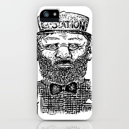 The Employee Of The Year iPhone Case
