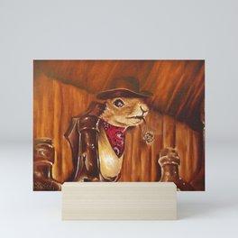 Reginald the 3rd Mini Art Print