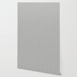 Going Round and Round - Stone Grey Wallpaper
