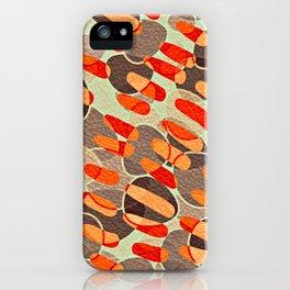 Citrus Pattern #graphic iPhone Case