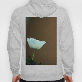 White Anemone Hoody