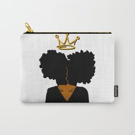 Crown Me Queen Carry-All Pouch