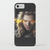 bad wolf iPhone & iPod Cases featuring Bad Wolf by Westling