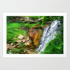 Cuyahoga Valley National Park Art Print