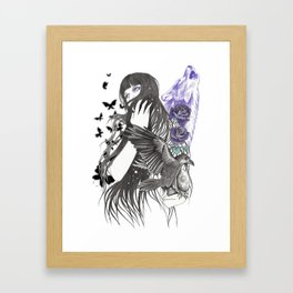 Allies Framed Art Print