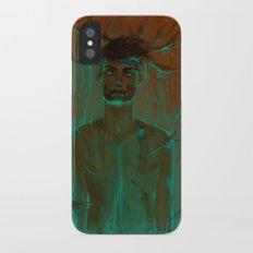 faun iPhone X Slim Case