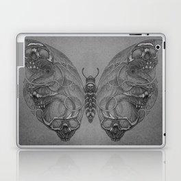 Butterfly skulls 4 Laptop & iPad Skin