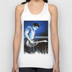 John Mayer Blues Unisex Tank Top