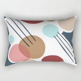 June Midnight Rectangular Pillow