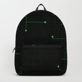 Electric Maze Backpack