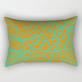 Desert Stream Rectangular Pillow
