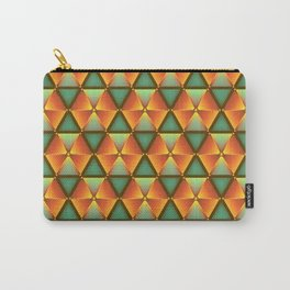 Abstract Background 26 Carry-All Pouch