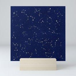 Constellations Mini Art Print