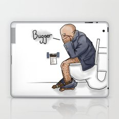 Bugger... Laptop & iPad Skin