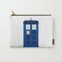 Doctor Who Police box Carry-All Pouch