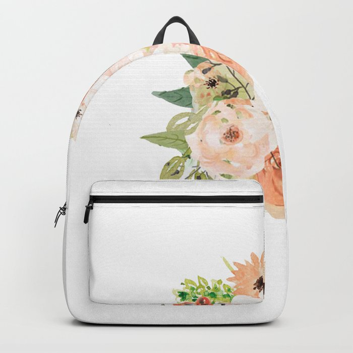 Pink bloom Backpack