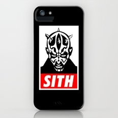 Obey Darth Maul (sith text version) - Star Wars Slim Case iPhone (5, 5s)