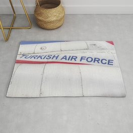 Turkish Air force Logo Rug