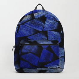 The Beauty Of The Feather Backpack