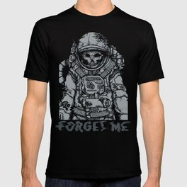 forgotten astronaut T-shirt