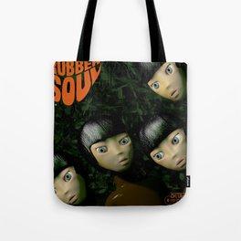 Rubber Soul Tote Bag
