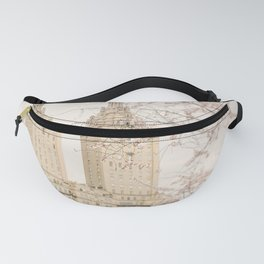 Central Park Blossom #2 Fanny Pack