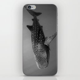 Big Fish, B & W iPhone Skin