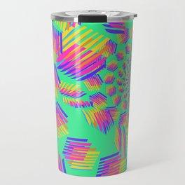 Spring breakers - geometric color Travel Mug