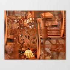 Chocolate Dream Canvas Print