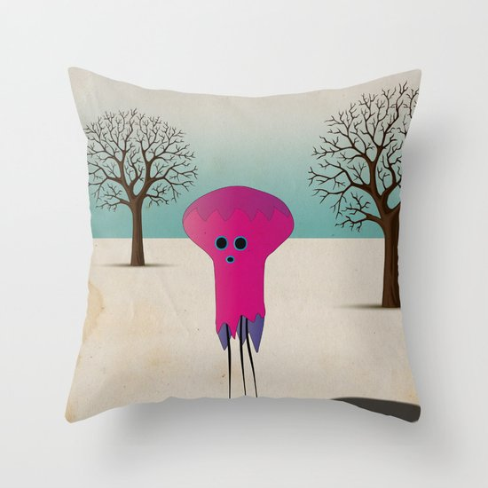 f i l i f o r m e Throw Pillow