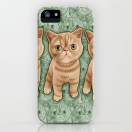 Mr Waffles iPhone Case