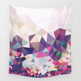 Travelling Tris Wall Tapestry