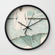 at sea Wall Clock