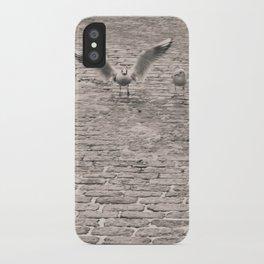 Bird2 iPhone Case