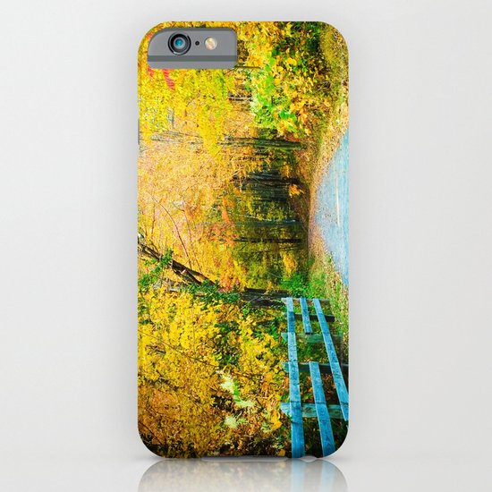 Autumn Trail iPhone & iPod Case