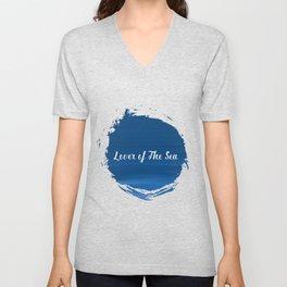 Lover of The Sea Unisex V-Neck