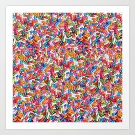 Sprinkles Kunstdrucke